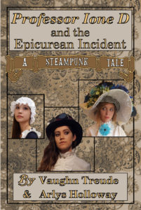 Professor Ione D & the Epicurean Incident