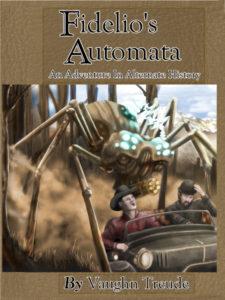 Front cover of Fidelio's Automata