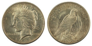 The Peace Dollar
