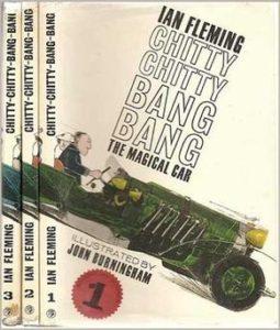 Chitty-Chitty-Bang-Bang, the beloved children's book