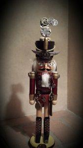 Steampunk Toy Soldier