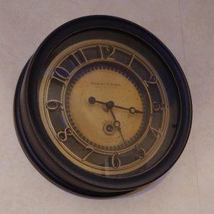 Steampunk-ish wall clock